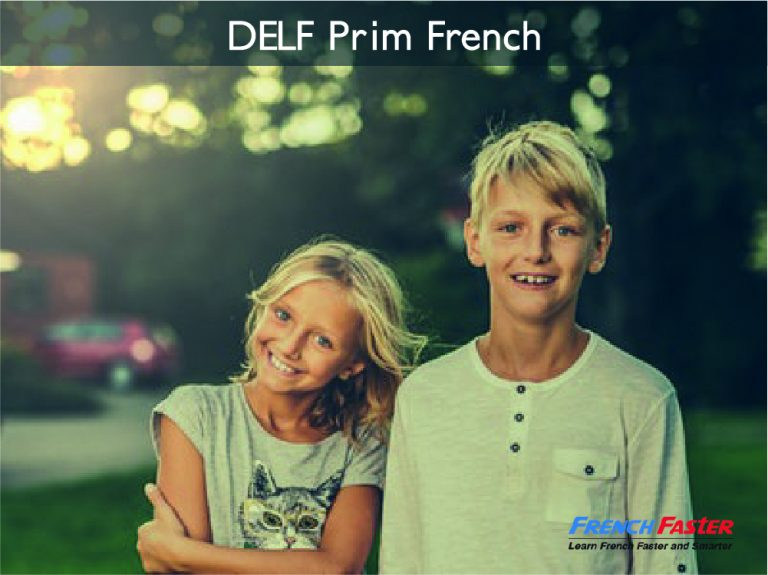 DELF French Singapore | Exam Preparation | Try it FREE