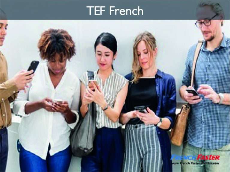 TEF French Singapore | Exam Preparation | Try it FREE
